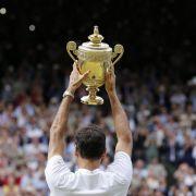Tennisprofi Djokovic zum 4. Mal Wimbledonsieger (Foto)
