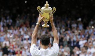 In London fand die 132. Ausgabe des Wimbledon-Grand-Slam-Turniers statt. (Foto)