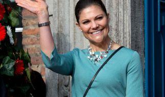 Prinzessin Victoria von Schweden ist beim Volk sehr beliebt. (Foto)