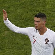 Juventus Turin würde 120 Millionen fürCR7 hinblättern (Foto)