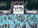 Infektionsgefahr im Pool