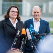 SPD stellt sich gegen Plan der Union (Foto)