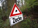 Zecken-Plage 2018 in Deutschland
