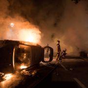 Polizei erschießt Mann bei Verkehrskontrolle - Gewalt eskaliert (Foto)
