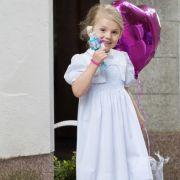 Ist Prinzessin Estelles Einschulung etwa gefährdet? (Foto)