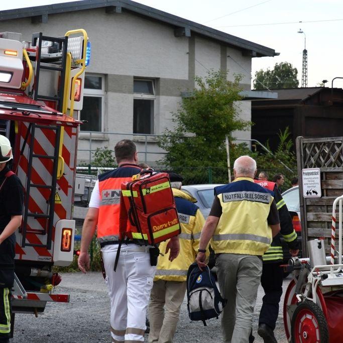 13-Jähriger von Stromschlag an Oberleitung getötet (Foto)