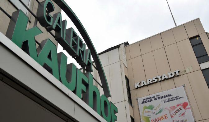Fusion von Kaufhäusern geplant