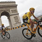 Sagan gewinnt 13. Tour-Etappe! Thomas weiter in Gelb (Foto)