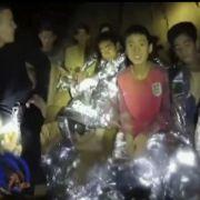 Taucher tot nach Rettungsaktion in thailändischer Höhle (Foto)