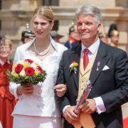Ohne Kleid! So war die deutsche Royals-Hochzeit (Foto)