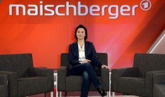 Sandra Maischberger hat sich mit ihrer Sendung in die Sommerpause 2018 verabschiedet. (Foto)