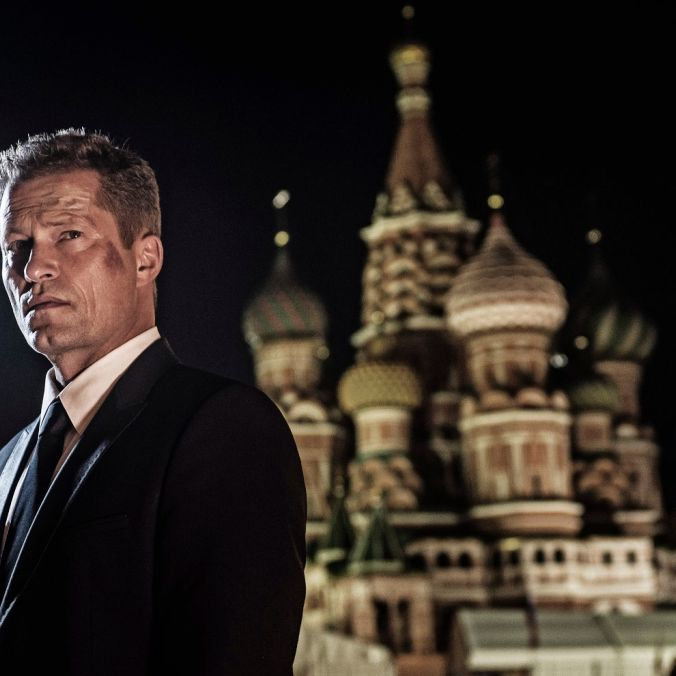SO ließ es Til Schweiger in Moskau krachen (Foto)