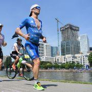 Frodeno holt EM-Titel beim Triathlon in Frankfurt (Foto)