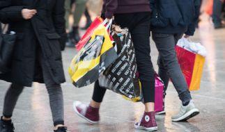 In verschiedenen Städten und Gemeinden können Sie auch am Wochenende shoppen. Wir verraten Ihnen, wo das der Fall ist. (Foto)