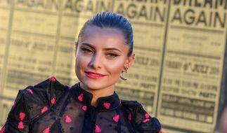 Sophia Thomalla bei der Präsentation von Michael Michalskys Modelabel Michalsky bei der Stylenite im Berliner Tempodrom. (Foto)