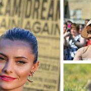Sophia Thomalla: Mager-Schock! // Verbot für Meghan Markle // Hund von Stock aufgespießt (Foto)
