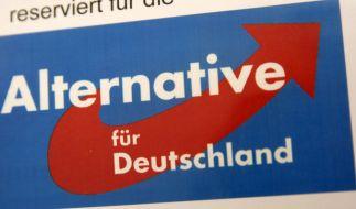 Der AfD hat der Asylstreit der CDU/CSU einen Aufwärtstrend bei den Wählern beschert. (Foto)