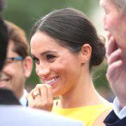 Bestätigt Prinz Harry DAMIT die Baby-Gerüchte? (Foto)