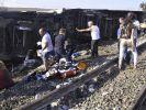 Zugunglück in der Türkei