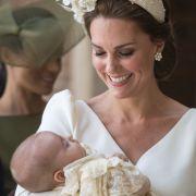 Kate Middleton hatte als stolze Mutter von Prinz Louis bei dessen Taufe allen Grund zum Strahlen.