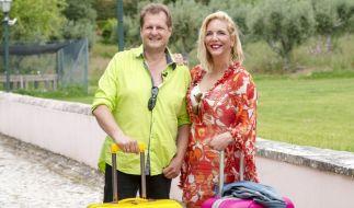 """Jens Büchner ist gemeinsam mit seiner Frau Daniela im """"Sommerhaus der Stars"""". (Foto)"""