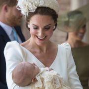 Die schönsten Fotos von Herzogin Kate und ihrer Familie (Foto)