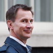 May befördert Verbündeten: Jeremy Hunt wird Außenminister (Foto)