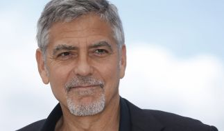 George Clooney befindet sich nach einem Unfall auf Sardinien im Krankenhaus. (Foto)