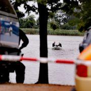 Im Dippelsdorfer Teich ist erneut ein Mann tot aufgefunden worden.