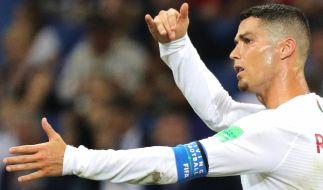 Der Transfer von Cristiano Ronaldo von Real Madrid zu Juventus Turin ist perfekt. (Foto)