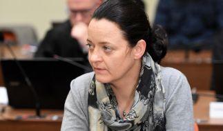 Beate Zschäpe erwartet ihr Urteil im NSU-Prozess. (Foto)