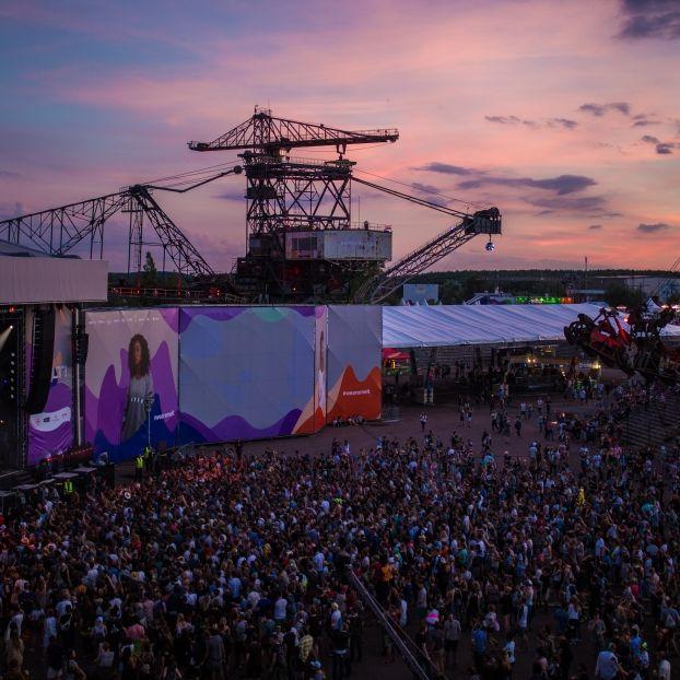 Bands und Line-up! Alle Infos zum Festival in Ferropolis (Foto)