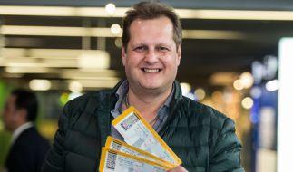 """Jens Büchner ist derzeit im """"Sommerhaus der Stars """" zu sehen. (Foto)"""
