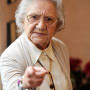 103-Jährige schlägt Trickdiebe in die Flucht (Foto)