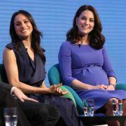 Zickenkrieg zwischen Meghan und Kate? DIESER Auftritt wird es zeigen (Foto)