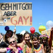 SO bunt war die CSD-Parade in Leipzig (Foto)