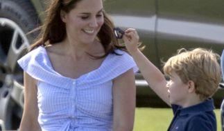 Prinz George sollte Ziel eines Anschlags werden. (Foto)