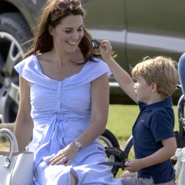 Todesangst bei Herzogin Kate! Terror-Anschlag auf Prinz George geplant (Foto)