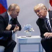 """Trump will sich bei Putin-Desaster """"versprochen"""" haben (Foto)"""