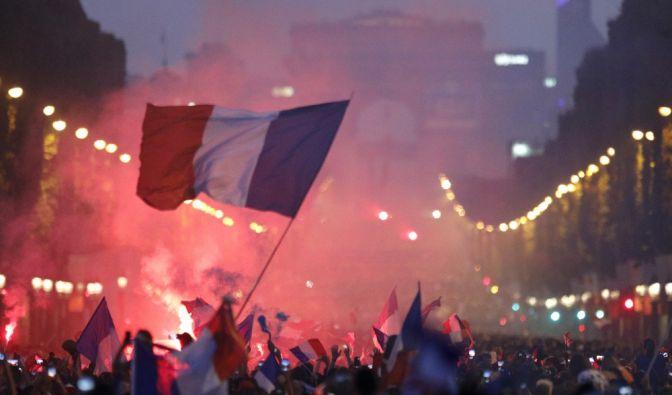Nach dem WM-Finale Frankreich - Kroatien