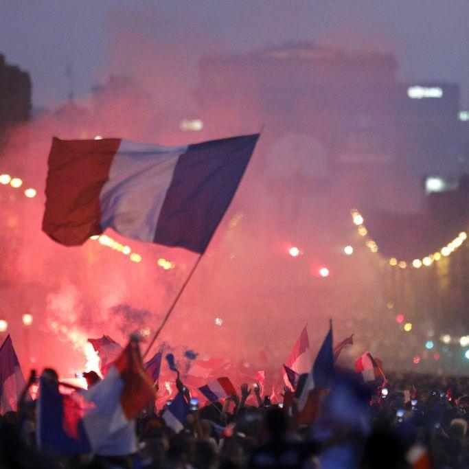 Schlägereien, Plünderungen, Festnahmen! Gewalt eskaliert nach WM-Endspiel (Foto)