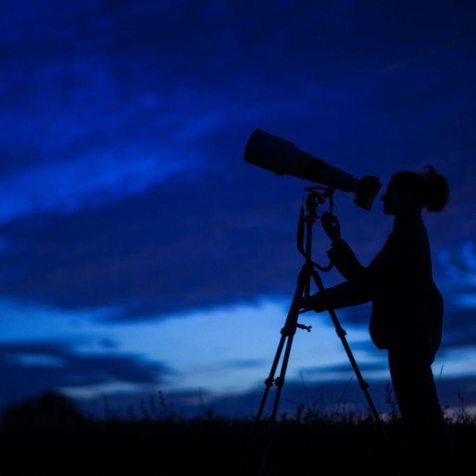 Heute Nacht! Tausende Sternschnuppen flitzen über Deutschland (Foto)