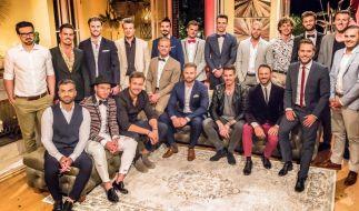 """Ab dem 28. Juli um 20.15 Uhr gehen bei RTL wieder einmal 20 Single-Männer auf die Jagd nach der """"Bachelorette"""". (Foto)"""