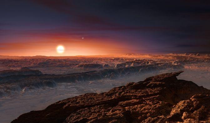 Proxima Centauri b als neue Erde?