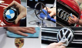 Welches Image haben welche Automarken und inwiefern färbt dies auf die Fahrer ab? Eine Umfrage klärt auf. (Foto)