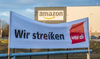 Auch im sechsten Jahr des Arbeitskampfes beim Versandriesen Amazon nutzt die Gewerkschaft Verdi dessen werbeträchtigen Sonderverkaufstag für Streiks. (Foto)