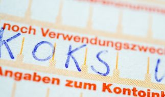 Lustige Verwendungszweck-Angaben auf Überweisungen können nicht gar so lustige Folgen haben. (Foto)