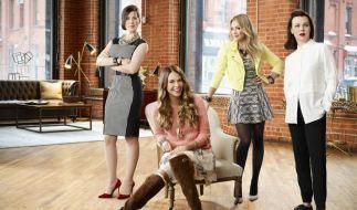 """Auch bei """"Younger"""" stehen vier Single-Frauen aus New York im Vordergrund. (Foto)"""