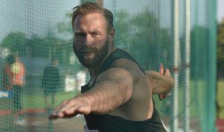 Diskus-Athlet Robert Harting hat seine eigenen Methoden verraten, um nach Verletzungen wieder fit zu werden. (Foto)