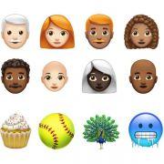60 neue Emojis für iPhone-Nutzer (Foto)